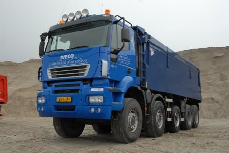 Iveco Eurotrakker 10 x 8