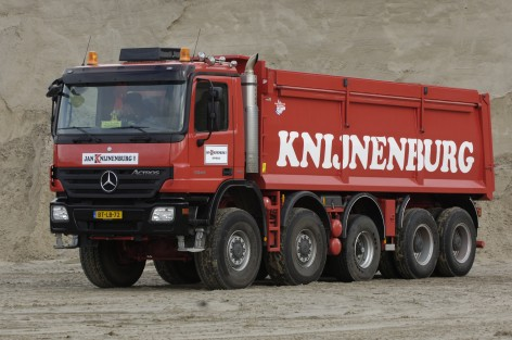 Mercedes-Benz Actros 5044 AK 10 x 8