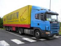 Truck turkije