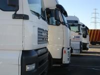 trucks stilstand