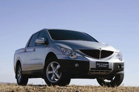 SsangYong Actyon pick up
