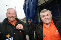 Jan de Rooy & Hans Bekx - Africa Race 2009