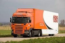 Aerodynamische trailer PART