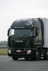 Iveco Cabtest 2008
