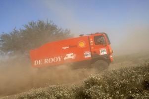 Gerard de Rooy - Dakar Rally 2009