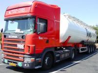 Vos Logistics tanktransport (Fred Vos)