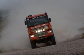 Gerard de Rooy Dakar 2009
