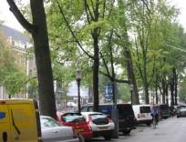 Parkeren op Amsterdamse gracht