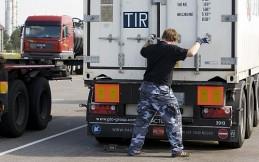 Chauffeur sluit container