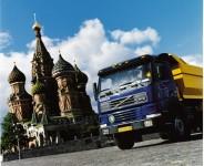 Volvo op de Russische markt