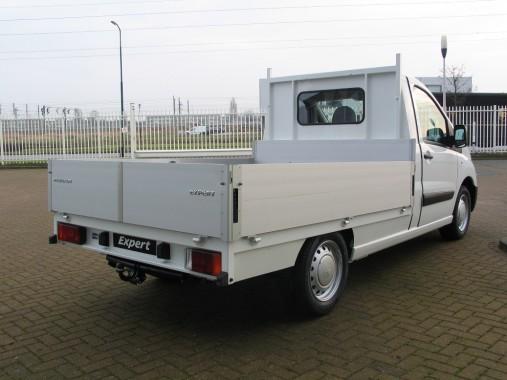 Peugeot Expert Pick-up van achteren
