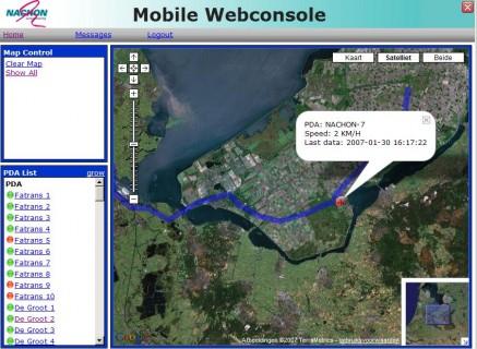 Nachon Webconsole 2
