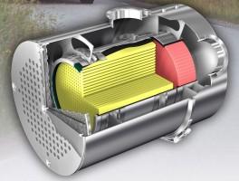 Volvo roetfilter