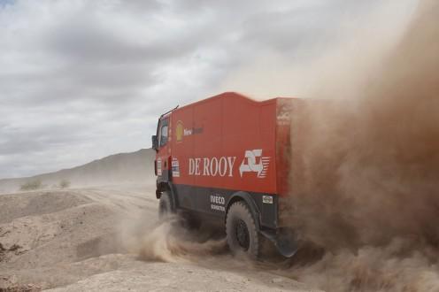 Gerard de Rooy - Dakar 2009
