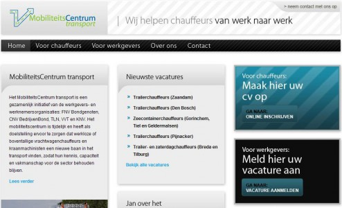 Mobiliteitscentrum website 2