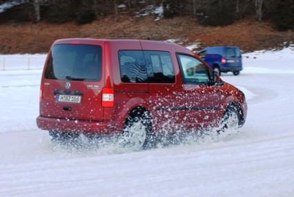 Volkswagen Caddy4Motion