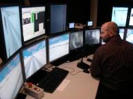 VTL Trucksimulatiecentrum - control center