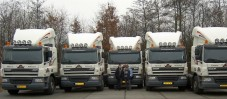 Mense Transport Almere is failliet
