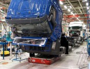 Volvo fabriek in Tuve