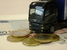 Economische crisis raakt transportsector hard