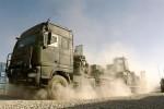 DAF legertruck