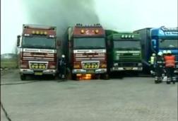 Brand bij Boemaars