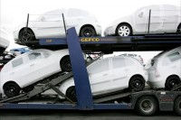 Automotive logistics by Gefco