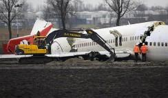 berging wrak Turkish Airlines door Koninklijke Saan