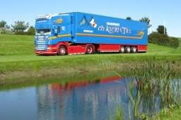 Inzending voor de Scania kalender