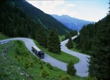 Truck in Oostenrijk