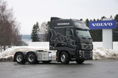 Volvo XXL cab