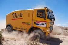 Vink Rally Sport in Dakar