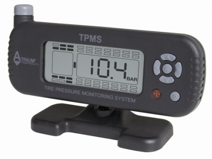 SBS Tire Pressure Monitoring System