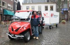 Cargohopper Utrecht stadsdistributie
