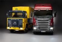 Scania V8 is 40 jaar