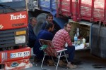 Turkse chauffeurs
