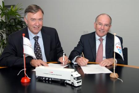 TLN en KNV gaan intensief samenwerken