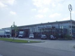 Stern Mercedes-Benz Almere