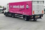 Bakker Bart besteedt transport uit