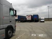 Truckparking nieuwland
