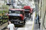 Scania productie Södertalje