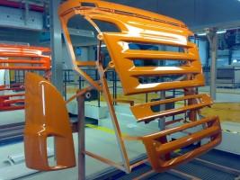 Scania Meppel spuiterij