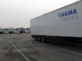 Hama truck- en trailerverhuur