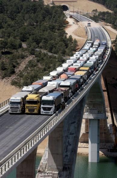 test viaduct Valencia