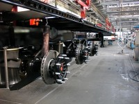 Kogel trailerfabriek