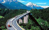Cabotage- vervoer Tirol