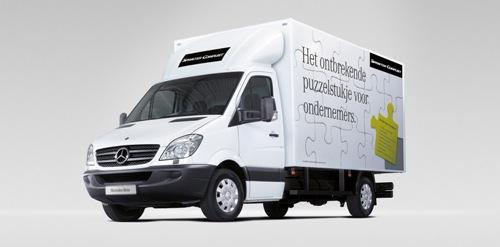 Mercedes-Benz Sprinter Compleet