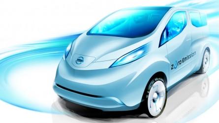 Nissan Werkt Aan Elektrische Bestelauto Ttm Nl