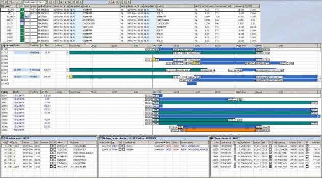 Centric-Screenshot TMS Plan&Go