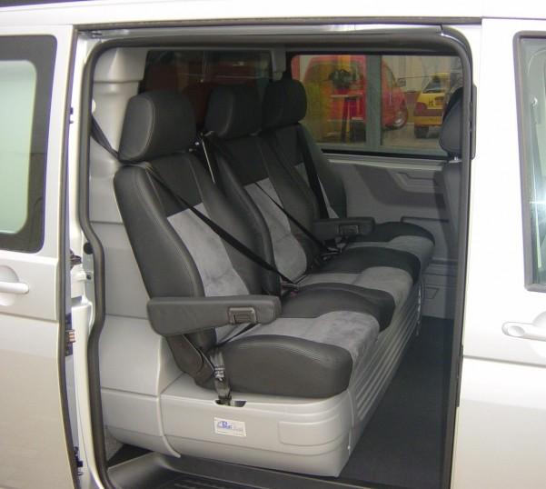 Dubbele cabine voor nieuwe vw transporter - Een ster in mijn cabine ...